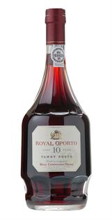 Royal Oporto Porto Tawny 10 Year 2010 750ml - Case of 6